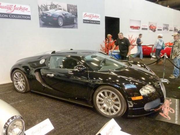 2008 Bugatti Veyron Coupe 'Simon Cowell's'