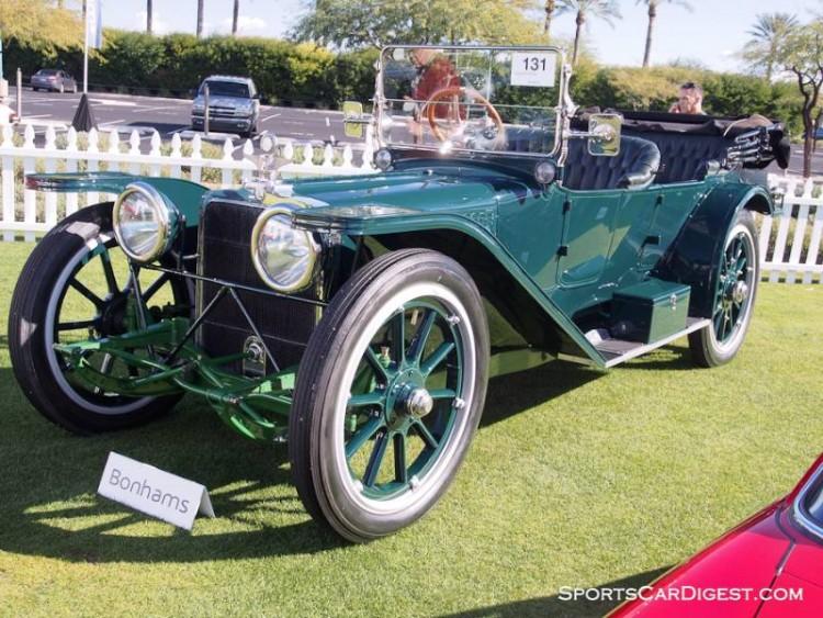 1914 American Underslung 646 5-Passenger Touring