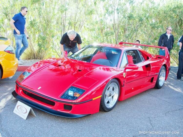 1990 Ferrari F40 Coupe