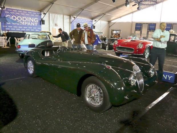 1951 Jaguar XK 120 Roadster