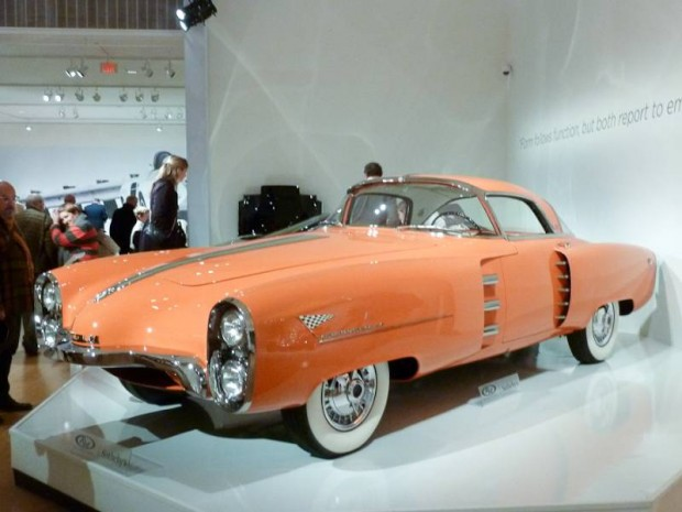 1955 Lincoln Indianapolis Exclusive Study, Body by Boano