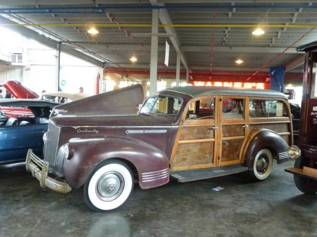 1941 Packard 120 Station Wagon