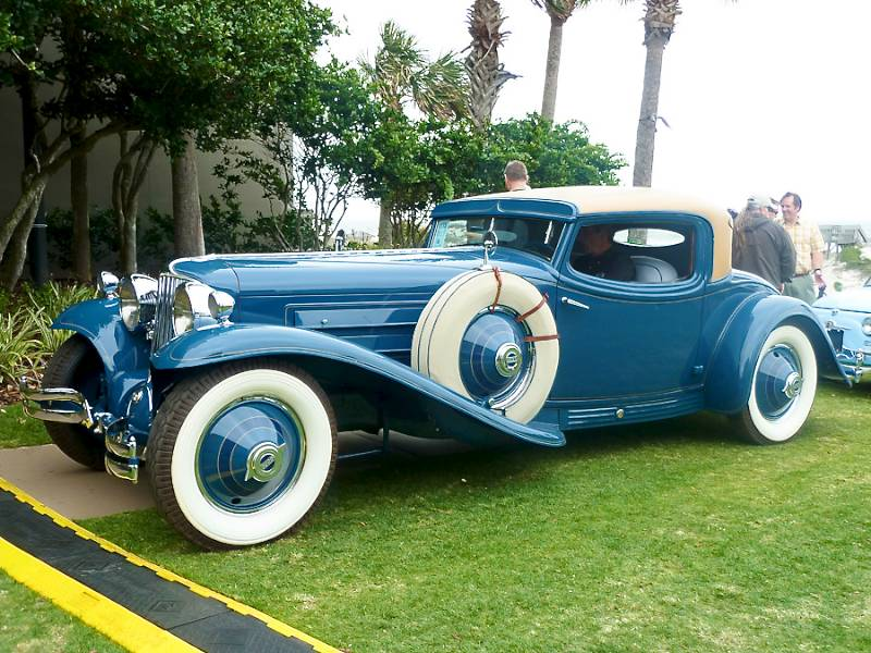 Rm auctions amelia island 2012 auction report for Cord motor car for sale