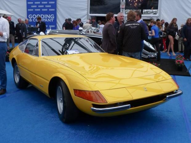 1972 Ferrari 365 GTB-4 Daytona