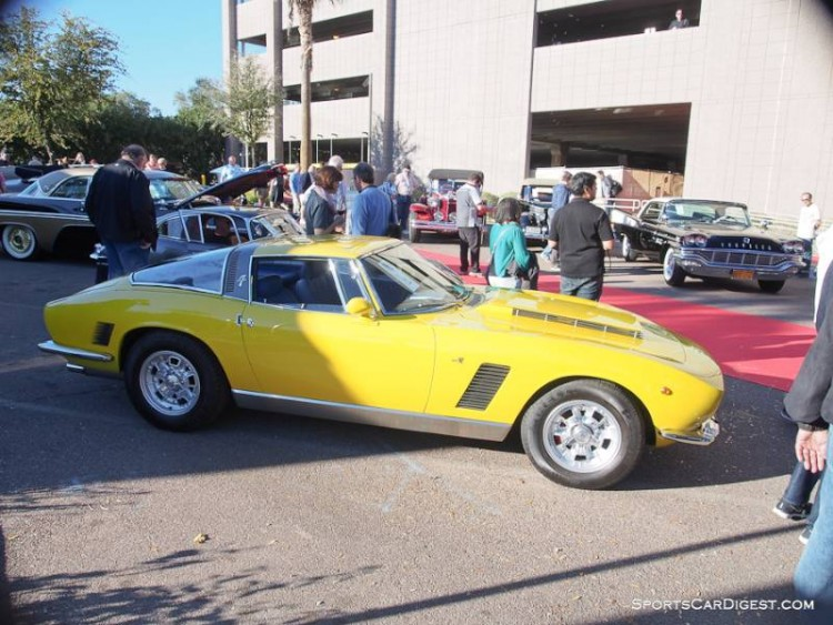 1968 Iso Grifo SI Coupe