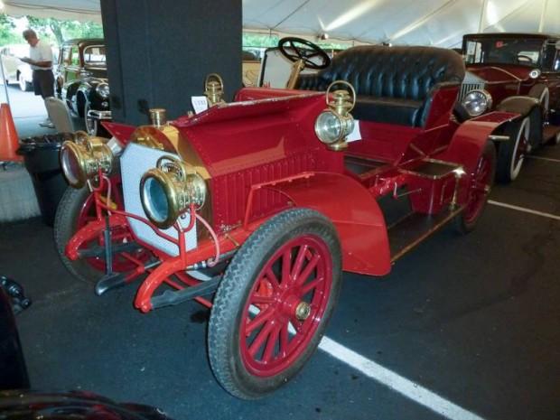 1907 Locomobile Model E Roadster