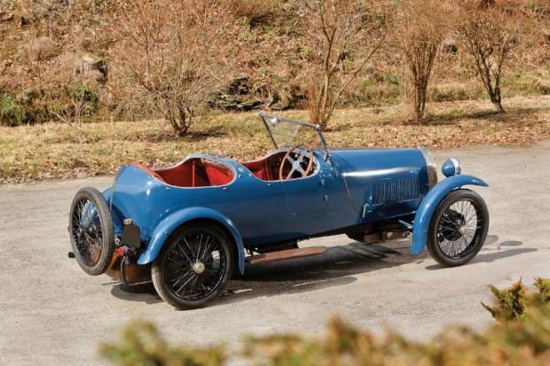 1924 Bugatti Type 30 Torpedo