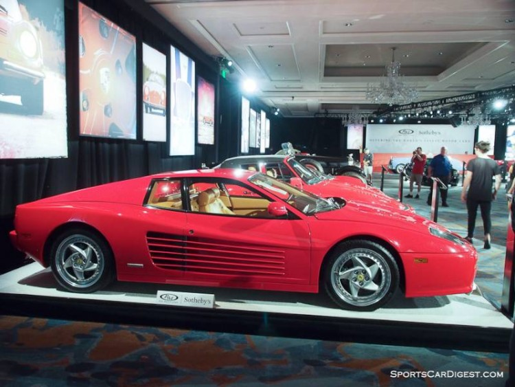 1995 Ferrari F512 M Berlinetta
