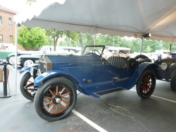 1914 Cadillac 40/50hp Military Sport Roadster