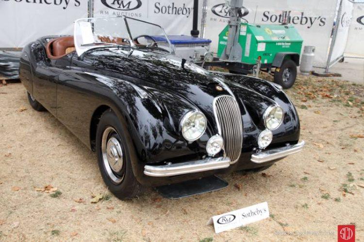 1950 Jaguar XK 120 Alloy Roadste
