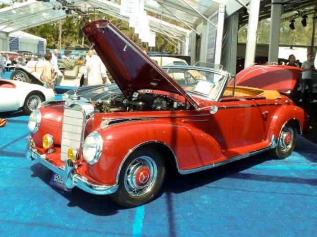 1956 Mercedes-Benz 300Sc Roadster