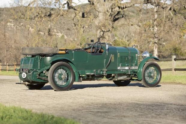 1929 Bentley 4 1/2 Liter Open Tourer