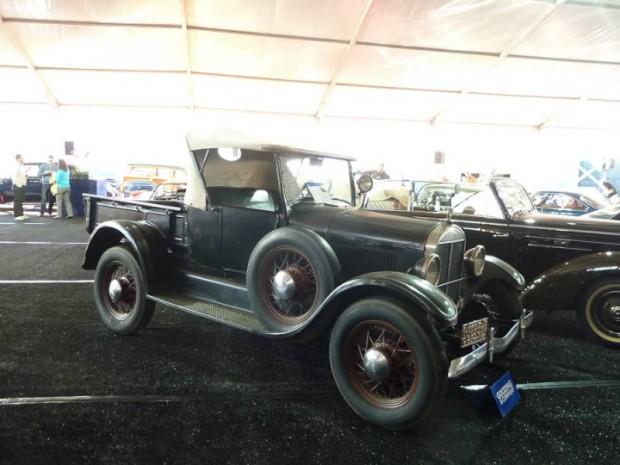 1927 Ford Model T Roadster Pickup