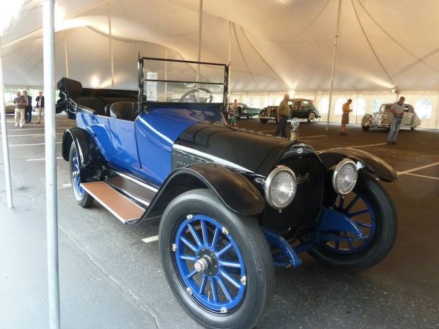 1915 Mitchell Light Six 6-Passenger Touring