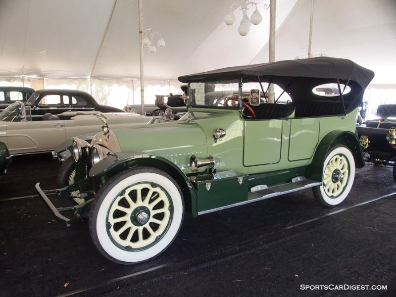 1915 Pathfinder Daniel Boone Model 7B Touring