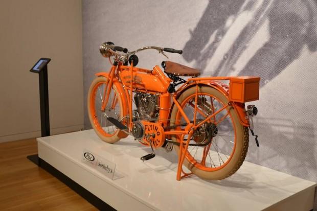 1914 Flying Merkel Model 471 Motorcycle