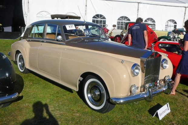 1957 Rolls Royce Silver Cloud I 4-Dr. Sedan
