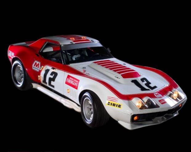 1968 Chevrolet Corvette L-88 Owens/Corning Race car