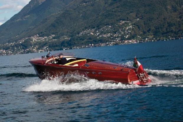 1956 Riva Ariston 'Slughi' Motorboat
