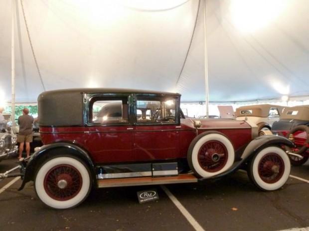 1928 Rolls-Royce Phantom I Tilbury Saloon