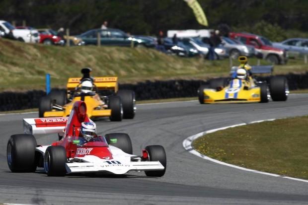 NZ F5000 Tasman Cup Revival Series race