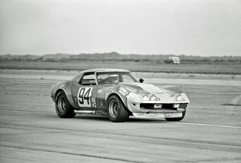 Wilbur Pickett - Bill Bean Corvette C3