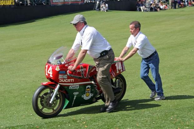 1979 Ducati 950 F1 TT 500cc
