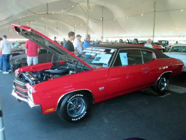 1970 Chevrolet Chevelle Malibu SS 2-Dr. Hardtop