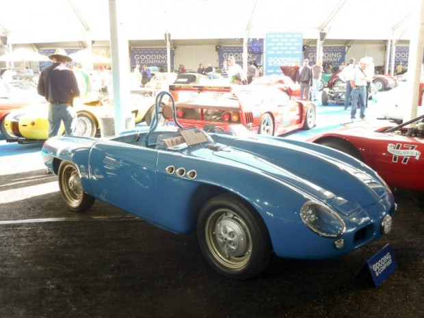 1953 Deutsch-Bonnet HBR-53