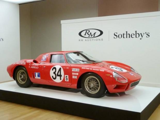 1964 Ferrari 250 LM Sports Racer
