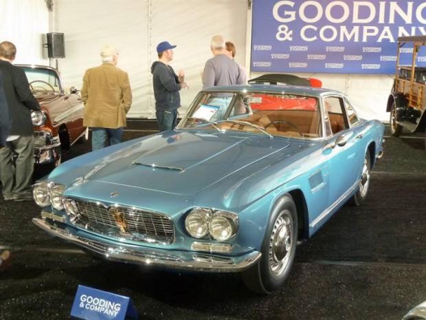 1961 Maserati 3500 GT Coupe Speciale Frua