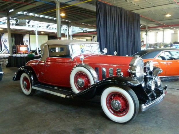 1932 Buick Model 96C Convertible Coupe