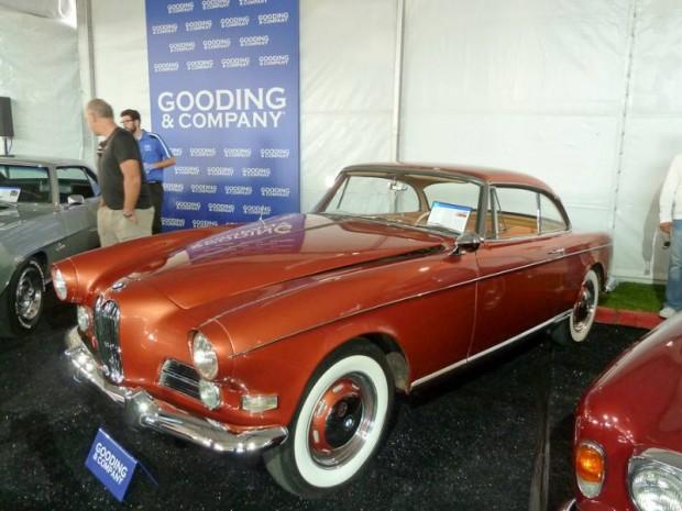 1957 BMW 503 Series II Coupe