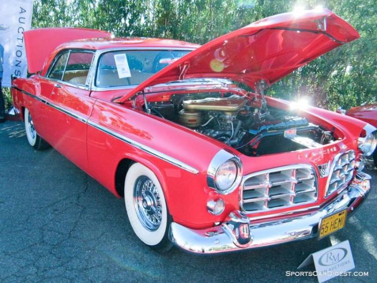 1955 Chrysler C-300 Hardtop