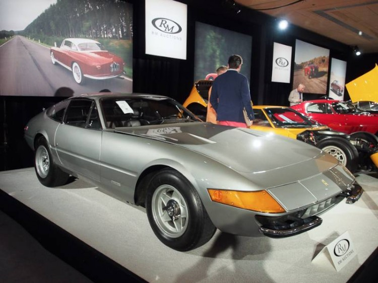 1973 Ferrari 365 GTB/4 Daytona Berlinetta, Body by Pininfarina/Scaglietti