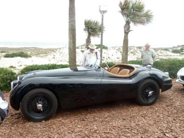 1954 Jaguar XK 120SE Roadster for sale