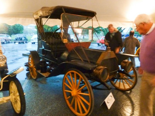 1910 Schacht Model K Auto-Runabout