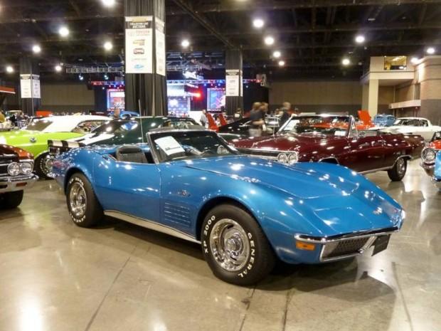 1971 Chevrolet Corvette Roadster