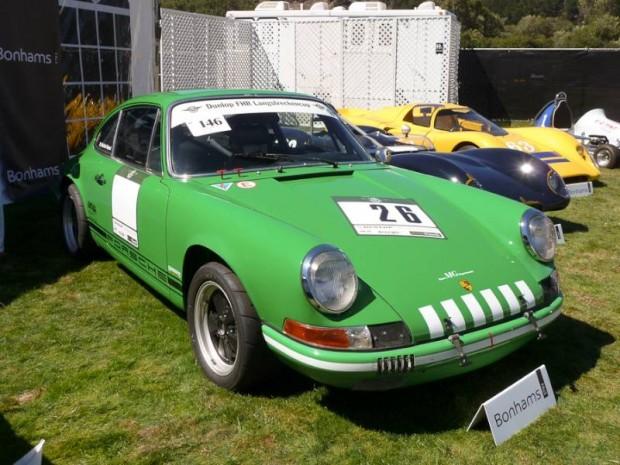 1970 Porsche 911S/T Coupe