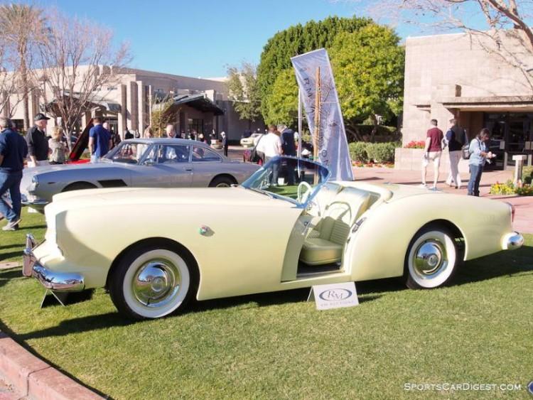 1954 Kaiser-Darrin 161 Roadster