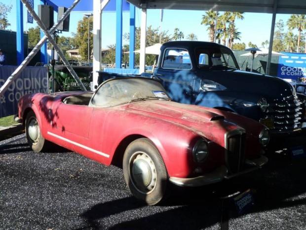 1956 Lancia Aurelia B24S Spider America
