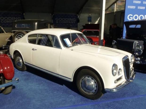1958 Lancia Aurelia B20GT 2-Dr. Sedan