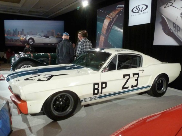 1965 Shelby Mustang GT350R Fastback