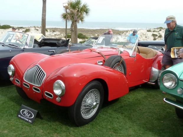 1952 Allard K2 Roadster for sale