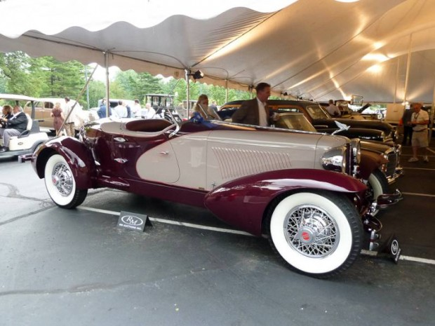 1931 Cord Front Drive L-29 Boattail Speedster