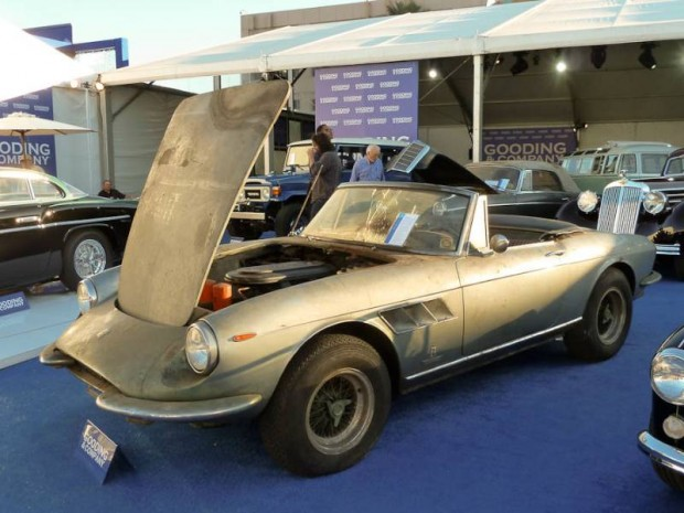 1967 Ferrari 330 GTS, Body by Pininfarina