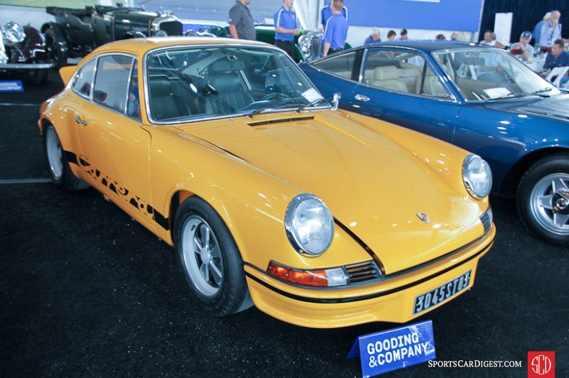 1973 Porsche 911 Carrera RS 2.7 Touring Coupe