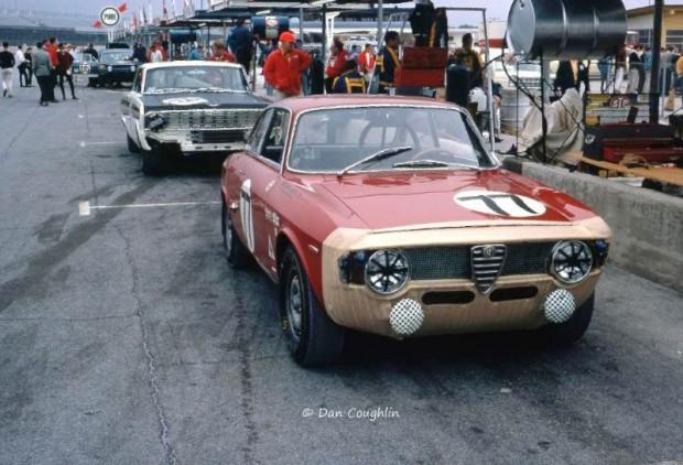 Alfa Romeo Giulia Sprint GTA Daytona 24 Hours 1967