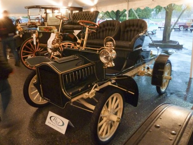 1905 Cadillac Model E Runabout