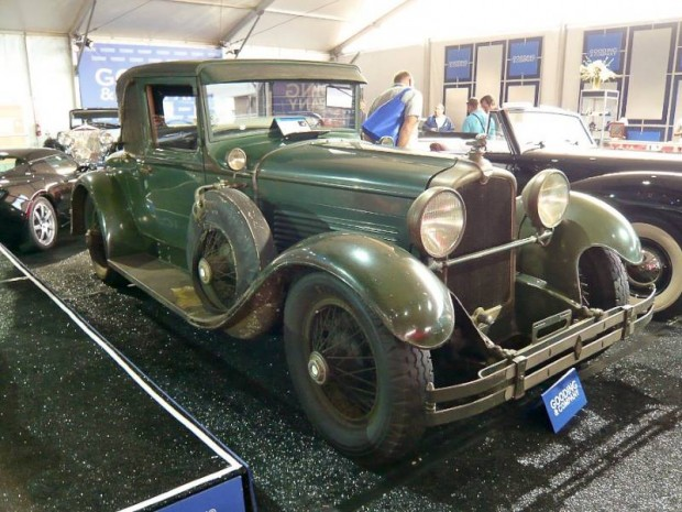 1928 Stutz BB Coupe